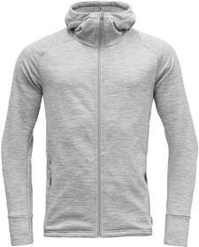 Devold Nibba Jacket Dame grey melange | Gode tilbud hos